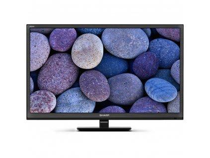 SHARP LC 24CHF4012E BLACK, DVB-T/T2/S2 HEVC