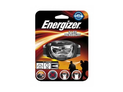 ENERGIZER Headlight 3LED 3AAA