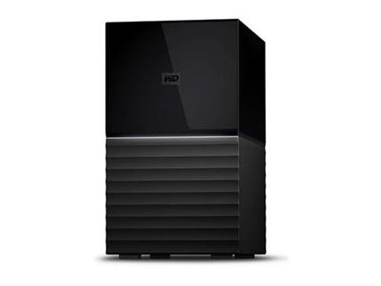 "WD My Book DUO 20TB Ext. 3.5"" USB3.0 (WDBFBE0200JBK-EESN)"