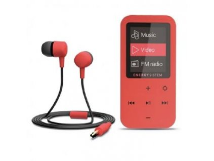 ENERGY MP4 Touch Coral 8GB