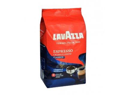 Lavazza Crema e Gusto Classico 1kg zrnková káva