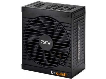 Be quiet! POWER ZONE 750W 80PLUS Bronze