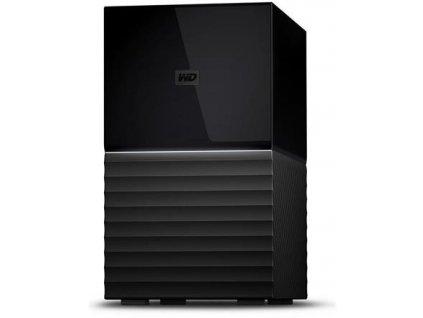 WD My Book DUO 8TB  USB3.0 (dual drive)