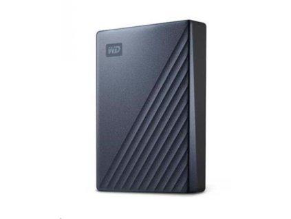 """WD My Passport ULTRA 2TB 2.5"""" USB3.0 Blue USB-C"""