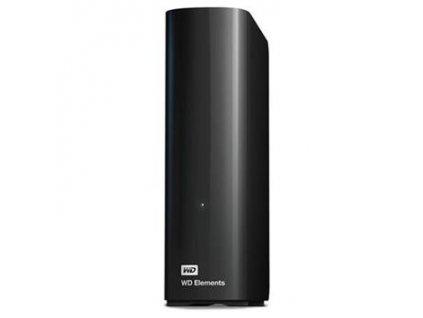 "WD Elements Desktop 6TB Ext. 3.5"" USB3.0, Black (WDBWLG0060HBK-EESN)"