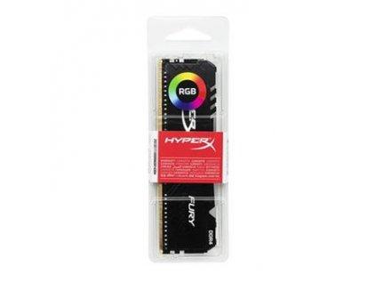 KINGSTON HyperX FURY RGB 16GB 3000MHz DDR4 CL15 DIMM