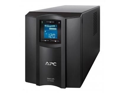 APC Smart-UPS C 1500VA (900W)/ LINE-INTERAKTIVNÍ/ 230V/ LCD/ with SmartConnect