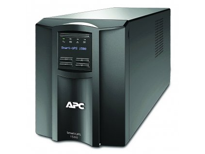 APC Smart-UPS 1500VA (1000W)/ LINE-INTERAKTIVNÍ/ 230V/ LCD/ with SmartConnect