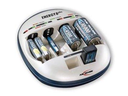 Ansmann ENERGY 8 Plus nabíjačka