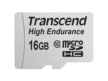 Transcend 16GB microSDHC UHS-I U1 + adaptér