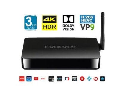 EVOLVEO MultiMedia Box M8