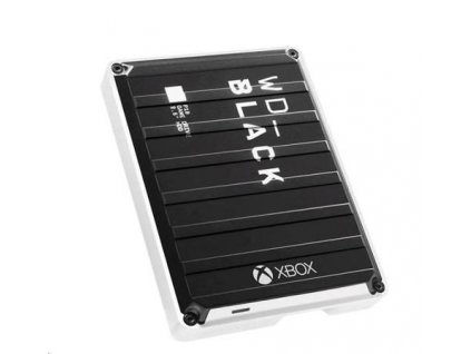 """WD BLACK P10 Game Drive 5TB for XBOX One, BLACK, 2.5"""", USB 3.2"""