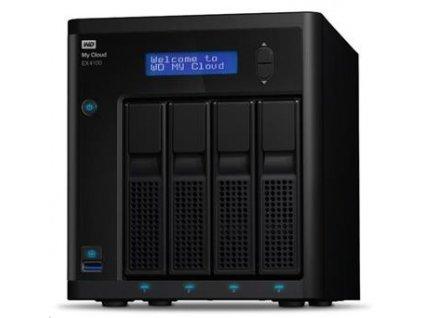 WD My CLOUD EX 4100, 8 TB (2x4TB)