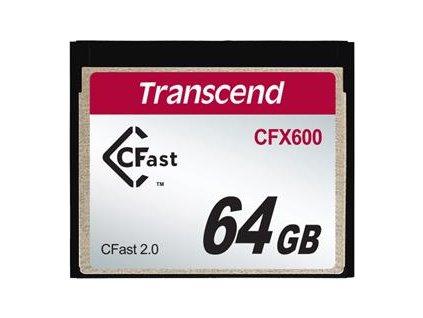 Transcend CFast CFX600 64GB