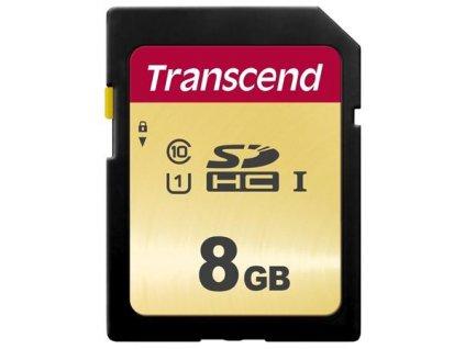 Transcend SDHC 500S 8GB UHS-I