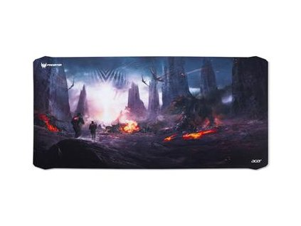 ACER PREDATOR MOUSEPAD, XXL SIZE 930 x 450 x 3 mm, GORGE BATTLE, Fabric&Rubber
