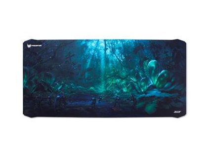ACER PREDATOR MOUSEPAD, XXL SIZE 930 x 450 x 3 mm, FOREST BATTLE, Fabric&Rubber