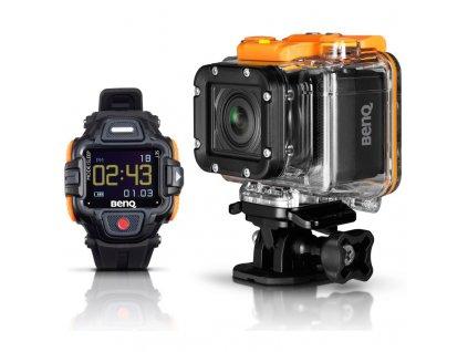 BENQ QC1 + hodinky