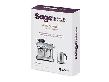 SAGE BES007 ODVÁPŇOVAČ (4x25g)