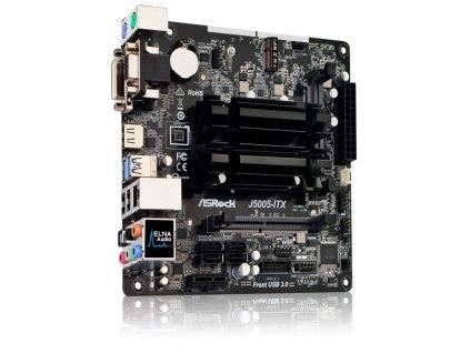 ASRock J5005-ITX / Gemini Lake / Pentium J5005 / 2x DDR4 SO-DIMM / D-Sub / DVI-D / HDMI / Mini-ITX