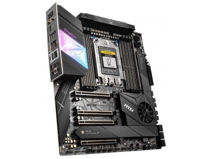 MSI Creator TRX40 / AMD TRX40 / TRX4 / 8x DDR4 DIMM / 3x M.2 / EATX