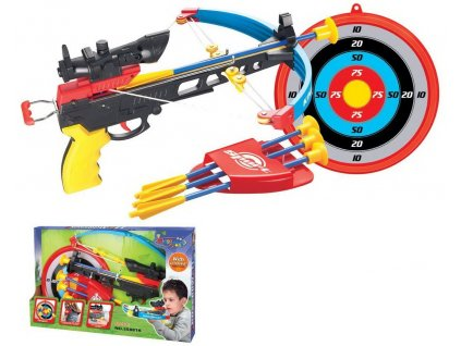 G21 Hračka Kuša pištoľová modrá