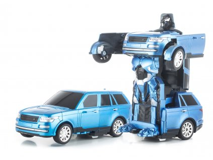 G21 Hračka R/C robot Blue Vader