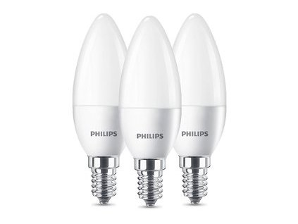 PHILIPS LED 40W B35 E14 FR ND 3BC