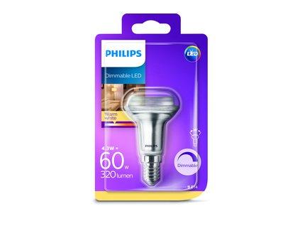 PHILIPS LED CLA 60W R50 E14 WW 36D D RF