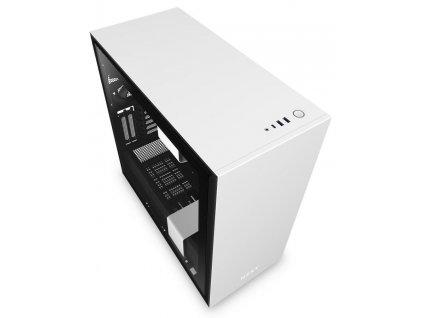 NZXT H710i  biela
