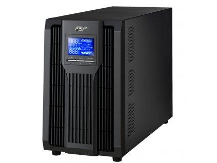 FORTRON Champ TW 3000VA / 3000VA/2700W / 120-300 VAC / LCD /  USB / RS-232