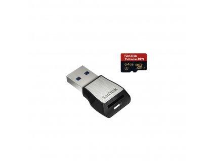 SanDisk SanDisk Extreme Pro microSDXC 64GB 275MB/s + ada.