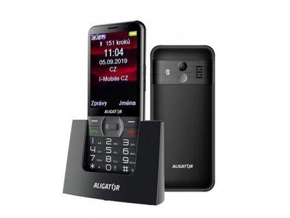ALIGATOR A900 čierny