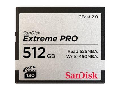 SanDisk Extreme Pro CFAST 512GB
