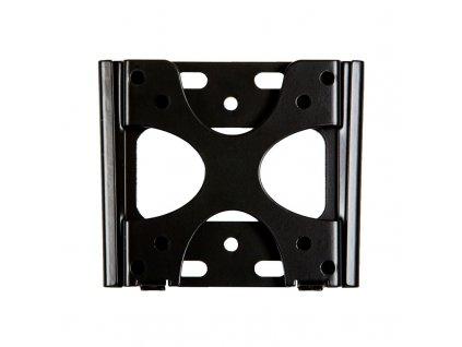 """4World Fixní držák pro LCD 15-22"""" VESA 75/100 20kg BLK"""