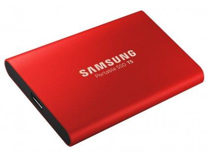 Samsung SSD 1TB Červený