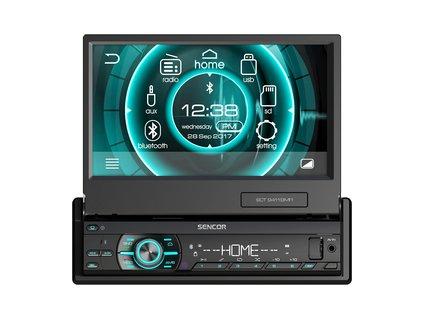 SENCOR SCT 9411BMR autorádio s USB/SD
