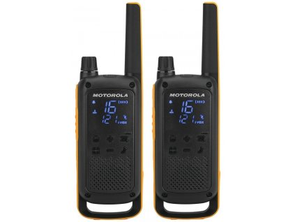 Motorola TLKR T82 Extreme RSM Pack (2 ks, dosah až 10 km), IPx4
