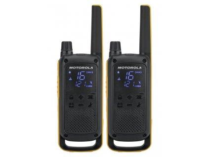 Motorola TLKR T82 Extreme 2 ks, dosah až 10 km, IPx4