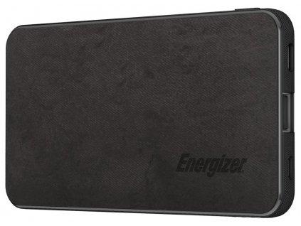 Energizer UE5003C 5000mAh, 5V, 2.1A, USB-C vstup i výstup, černá