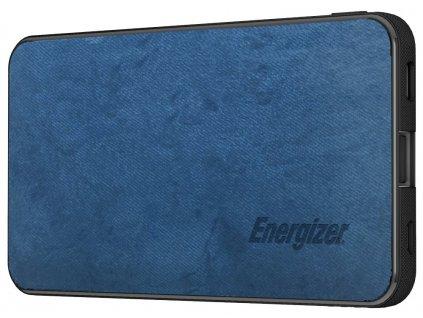 Energizer UE5003C 5000mAh, 5V, 2.1A, USB-C vstup i výstup, modrá