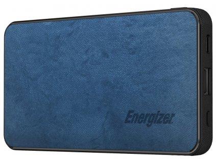 Energizer UE10043C 10000mAh, 5V, 3A, USB-C vstup i výstup, modrá