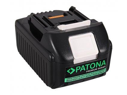 PATONA baterie pro Aku nářadí Makita 18 V 5000mAh Li-Ion Premium - neoriginálna