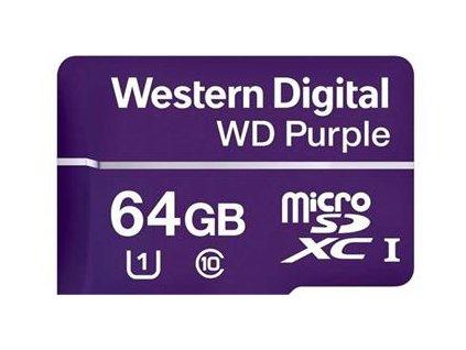 Western Digital PURPLE microSDXC 256GB Class 10