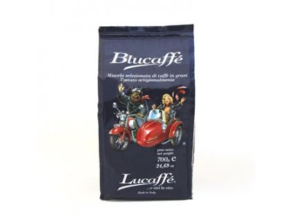 Lucaffe Blucaffe zrnková káva 700g