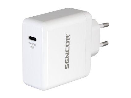 SENCOR SCH 670 PD nabíjačka 45W USB C