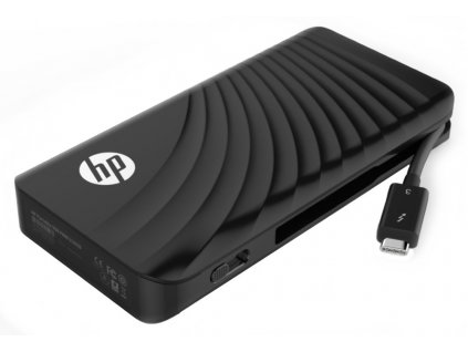 Hewlett Packard Portable SSD P800 256GB