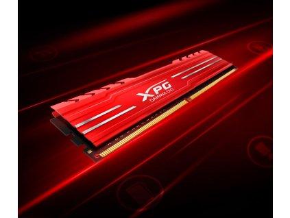 ADATA XPG 8GB DDR4-2666MHz D10 CL16, 2x4GB red