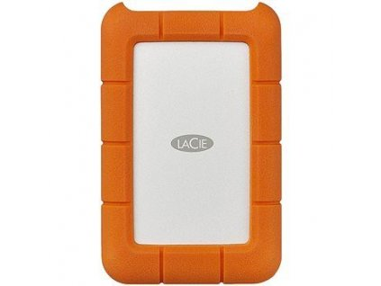 LaCie Rugged Secure USB-C 2TB + Rescue