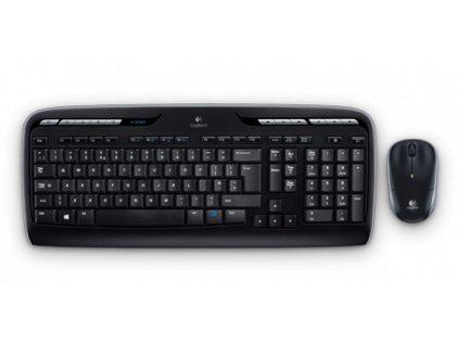 Logitech Wireless Desktop MK330, Int I EER